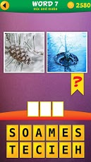 2 Pics 1 Word: Mix Pics Puzzle