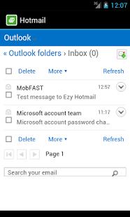 Ezy Hotmail