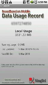 Broadband on Mobile