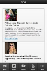 Jessica Simpson Exposed