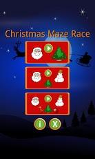 Maze Navidad (Santa Claus)