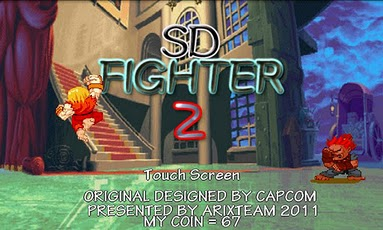 SD Fighter 2 fighter