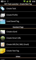 NFC Task Launcher nfc