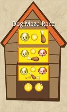 Dog Race Maze