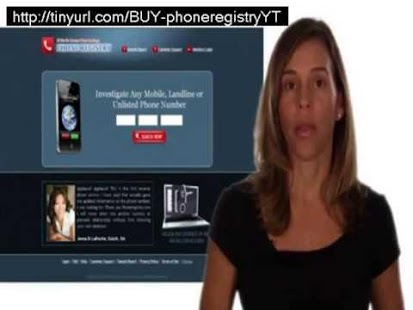 phone listings