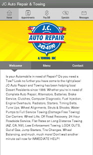 JC Auto Repair & Towing