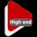 A8 video player high-end codec