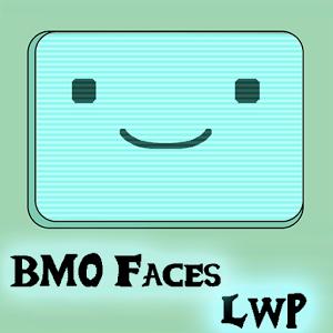 BMO Faces Live Wallpaper