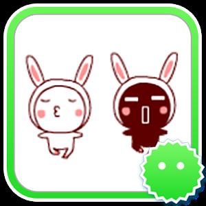 Stickey Rabbit Lover