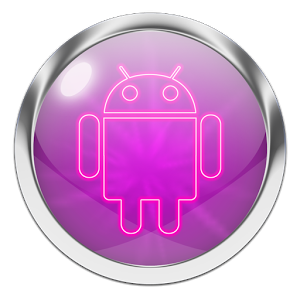 Pink Chrome Theme Icon Pack