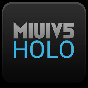 MIUIV5 Holo Theme