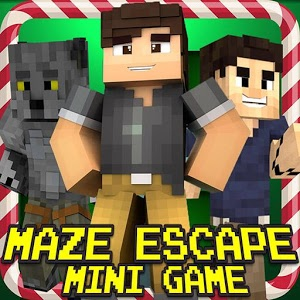 Maze Escape : Mini game