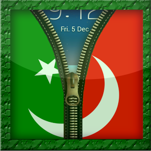PTI Flag Zip ScreenLock rocket screenlock voice