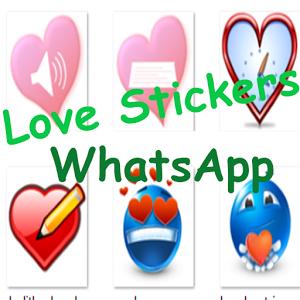 Love Stickers Chat WhatsApp
