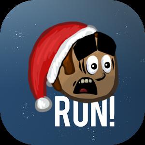 Christmas Zombies! Run! christmas santa zombies