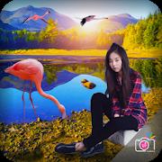 Flamingo Photo Editor - flamingo photo frames