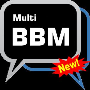 Multi BBM Unlimited PIN