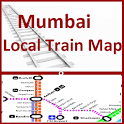 Mumbai Local Train Map (Free) metro mumbai train