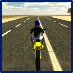 Motocross Simulator Race