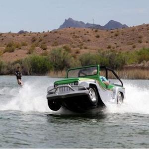 Fastest Amphibious Car fastest