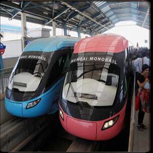 Mumbai Monorail Plus