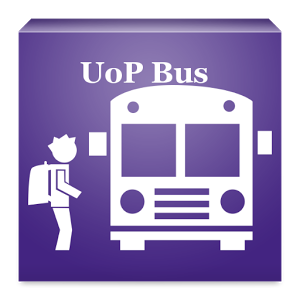 UoP Bus Timetable route timetable