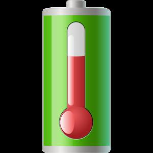 Battery Temperature Detection detection