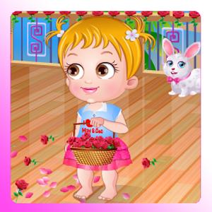 Cute Baby Valentine`s Day