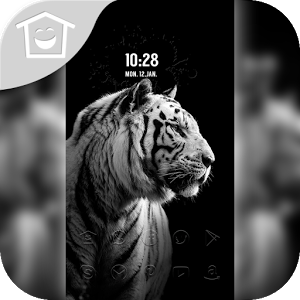 Tiger domineering dark theme