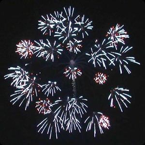 Fireworks Live Wallpaper HD 5