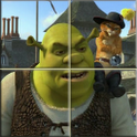 Puzzle Shrek 3