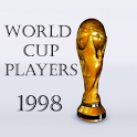 World Cup Players France 1998 france tracker world