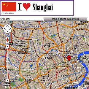 Shanghai maps