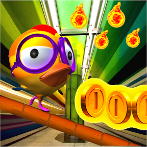 Subway Bird Run