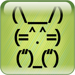 Text Animals Symbols