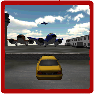 Airport Taxi Parking 3D FREE