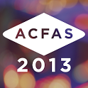 ACFAS 2013 Annual Science Conf
