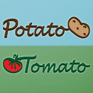 Potato Tomato potato