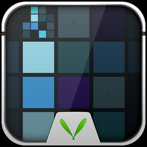 Blue Cube Live Locker Theme