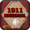 Baseball 1911 - National