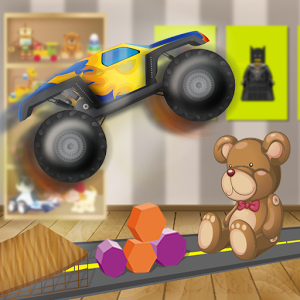 Toy Car Driving Game