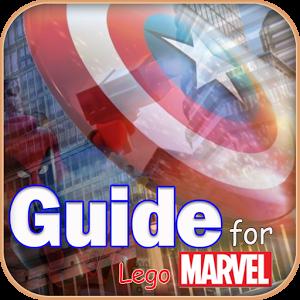 Guide for Lego Marvel