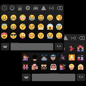 Emoji Keyboard - Twemoji Kika