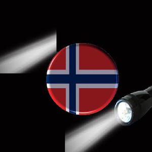 norway flashlight