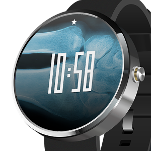 Watch Face X-Ray
