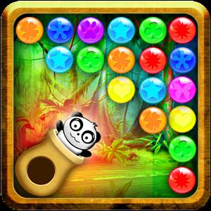 Panda Bubble Shooter!