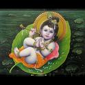 Hindu Krishna2 Live Wallpape