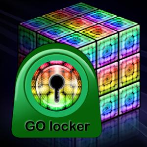 GO Locker Rainbow Cube Buy