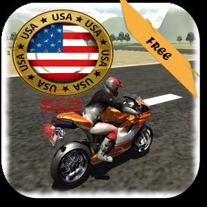 Airport Motor Bike Race 3D
