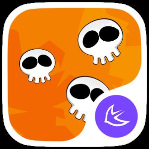Mischievous Skull APUS theme